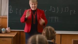 Открытый урок в ДШИ Сольфеджио