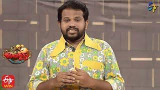 Hyper Aadi & Raising Raju Performance   Jabardasth    21st October 2021   ETV Telugu