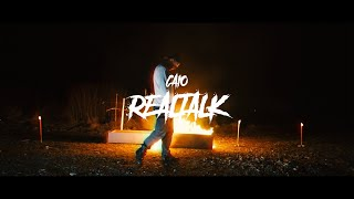 CAIO - REAL TALK (Official Video)