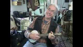 """Dallas Rag"" on Banjo Uke"