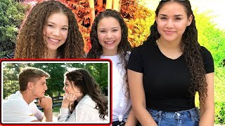 Haschak Sisters REACT to
