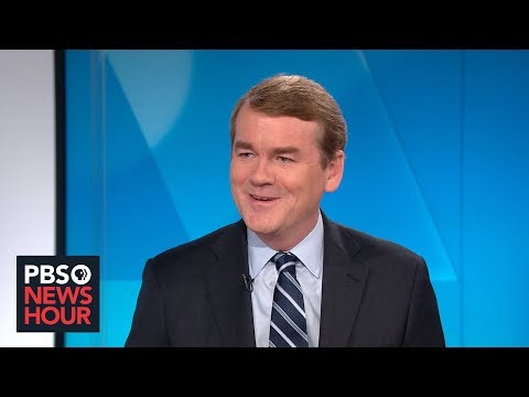 Michael Bennet on the situation in Syria, American health care and impeachment thumbnail