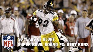 Best Runs   Best of Sound FX   50 Years of Glory   NFL