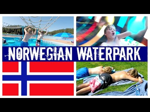 NORWAY - WATERPARK BADELANDET KRISTIANSAND REVIEW  |  twoplustwocrew
