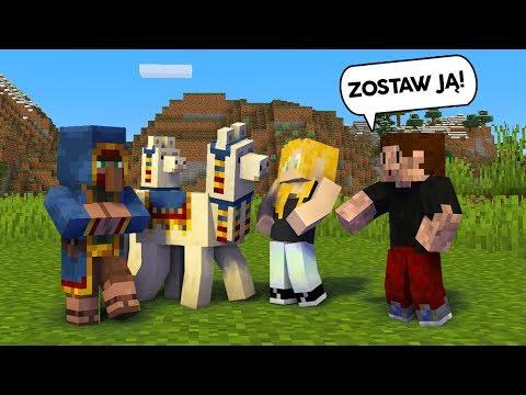 PRZYSZEDŁ NAS OKRAŚĆ? - Minecraft
