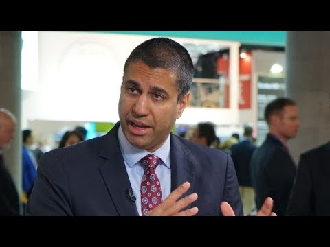 FCC Chairman Ajit Pai on 5G and net neutrality