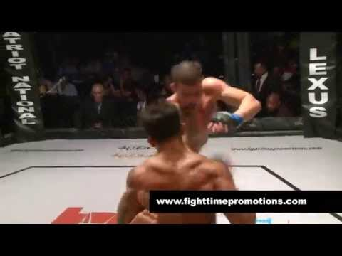 Fight Time Promotions' Promo