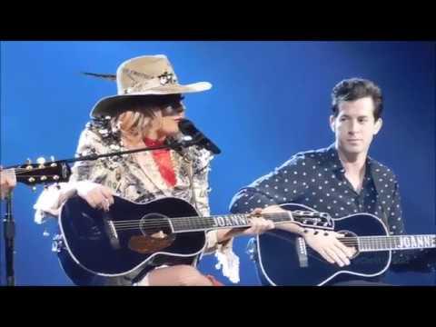 Lady Gaga & Mark Ronson Joanne  @ Joanne World Tour: Los Angeles 121817