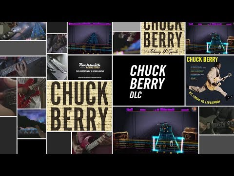 Chuck Berry Song Pack – Rocksmith 2014 Edition Remastered DLC
