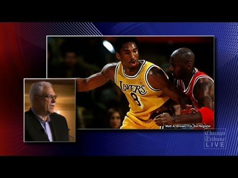 Phil Jackson on Michael Jordan vs. Kobe Bryant