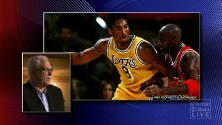 Phil Jackson on Michael Jordan vs. Kobe Bryant