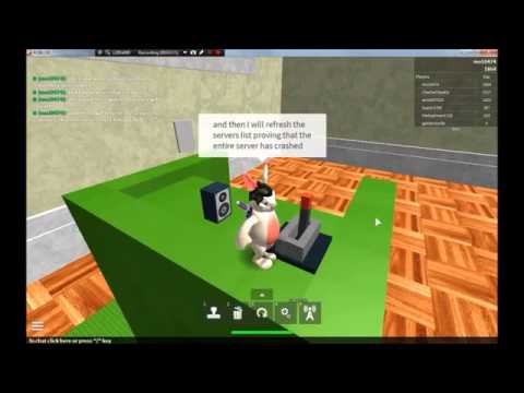 roblox how to change serber