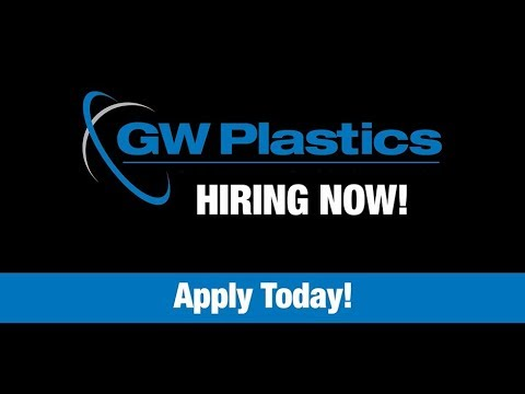 GW Plastics Recruitment Overview Youtube 30sec