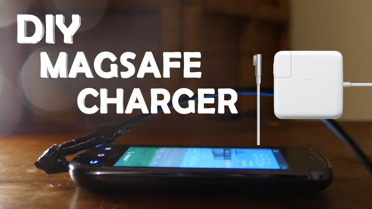 how to make a usb charger