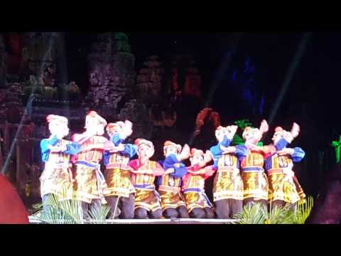 ASEAN-China joint culture performance 2016: traditional Acehnese dance Indonesia