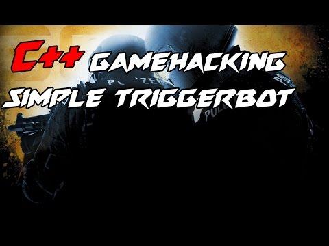 C/C++ Game Hacking — Simple Triggerbot (CS:GO)