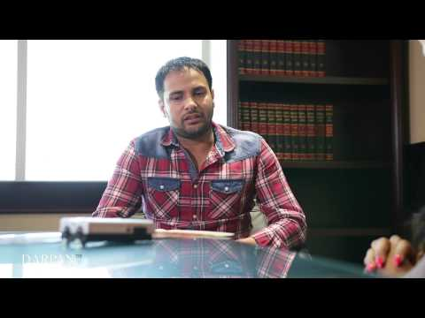 Chat Central Amrinder Gill (DARPAN MAGAZINE)