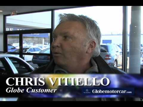 Globe Motor Car Chris Vitiello Customer Testimonial