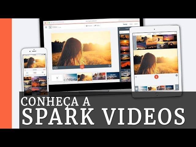 Adobe Videos, uma ferramenta fácil e prática para criar vídeos animados