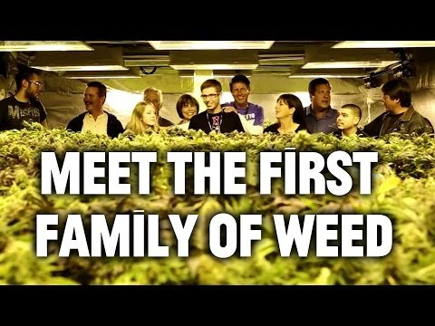 Meet America's First Family of Weed
