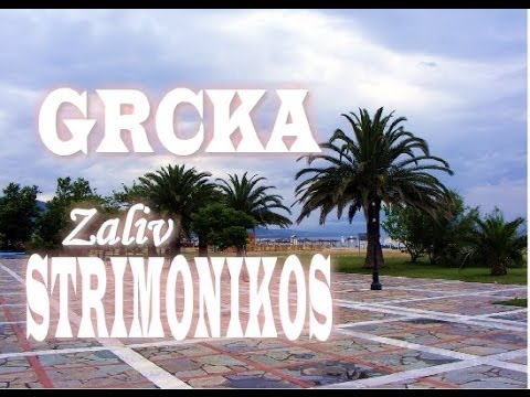 ASPROVALTA , VRASNA , STAVROS  GRCKA Letovanje  POP.NET Travel Video