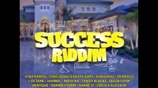 Success Riddim Mix ( New July 2016 )- Vybz Kartel, Konshens, Masicka & More. Who Trouble Dem !