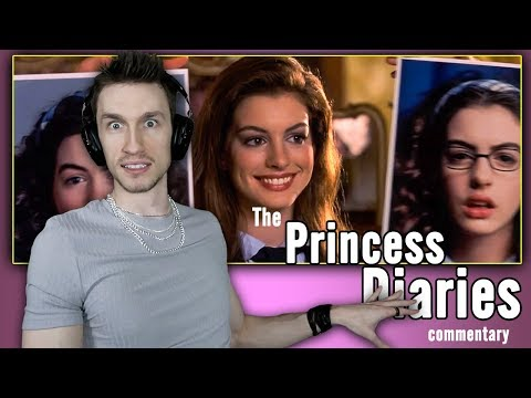 """I UNCOVERED THE HUGE SECRET MYSTERY OF """"The Princess Diaries"""""""