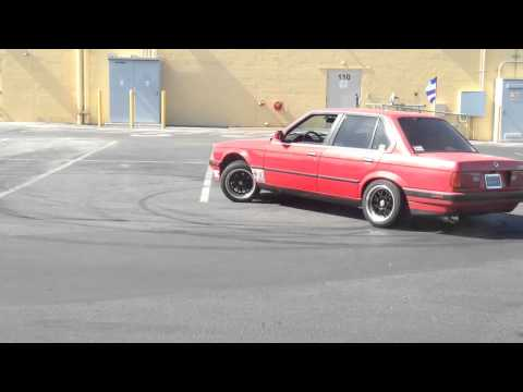 BMW E30 318i 91 stock m42 fun behind waltmart Cuban owner
