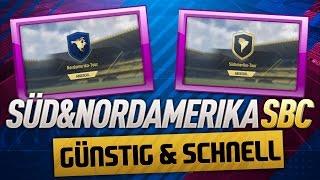 SÃœD- & NORDAMERIKA TOUR SBC - GÃœNSTIGSTE VARIANTE!! FIFA17 SQUAD BUILDING CHALLENGE
