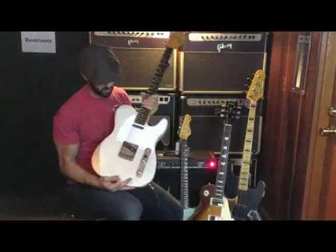 Vintage® Guitars Demo with Brad Tretola | British Audio
