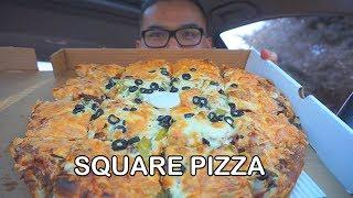 SQUARE PIZZA