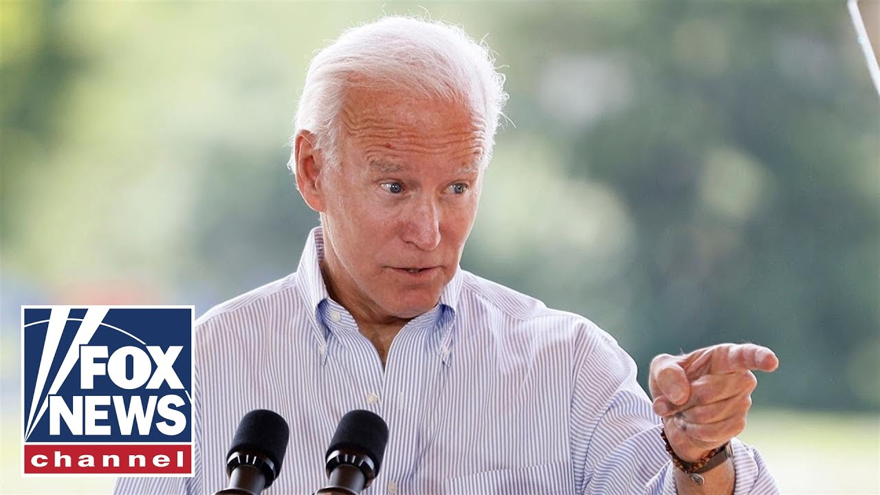 Biden continues to blunder on the campaign trail