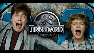 Jurassic World Trailer - All Footage Edited Together