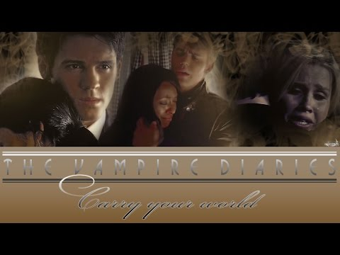 ● The Vampire Diaries | Carry your world