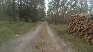 Korona Wielkopolski trasa nordic walking Pleszew/Zawidowice 2016