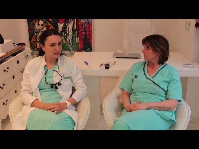 Emina Vance, Dallas Hair Transplant Coordinator, Interviewed in Serbian in Serbia