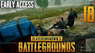 18 PLAYERUNKNOWNS BATTLEGROUNDS Early Access w GaLm and friends