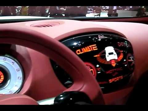Geneva 2009 Nissan Qazana Concept Youtube