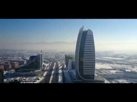 BG Drone - DJI Mavic PRO first fly in Bulgaria