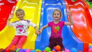 Фото ВЛОГ Ярослава в Развлекательном Центре для Детей  Ndoor Playground For Kids Play Center