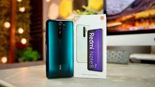 Redmi Note 8 Pro Unboxing - Gamma Green Colour