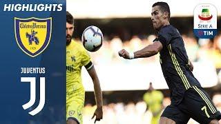 Chievo 2-3 Juventus | Late VAR controversy as Ronaldo makes debut | Serie A streaming