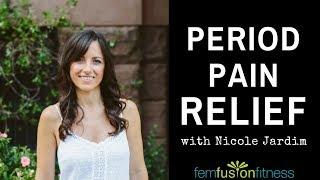 Fix Period Pain! Expert Interview w/ Nicole Jardim