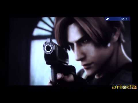 Resident Evil The Darkside Chronicles Coop [con Cage]