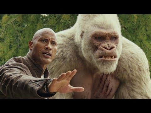 How 'Rampage' Kept the Action Stomping | Anatomy of a Scene