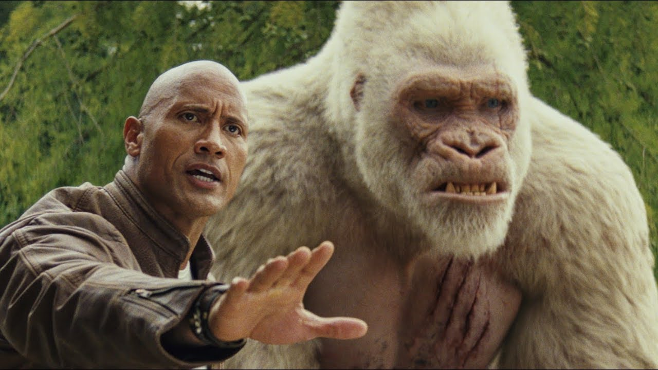 How Rampage Kept The Action Stomping Anatomy Of A Scene Youtube