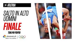 Il meglio di Tamberi nel salto in alto! | ATLETICO - FINAL Highlights | Giochi olimpici - Tokyo 2020