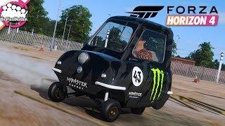 FORZA HORIZON 4 #30 - Hoonigans neuer Gymkhana, der P50 - Let's Play Forza Horizon 4