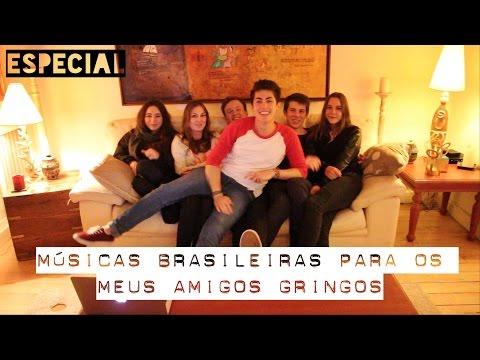 #83 Diário de Intercâmbio: Mostrando músicas brasileiras pros gringos!