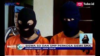 Siswa SD dan SMP Perkosa Siswi SMA hingga Melahirkan Bayi Prematur LIS 18 04